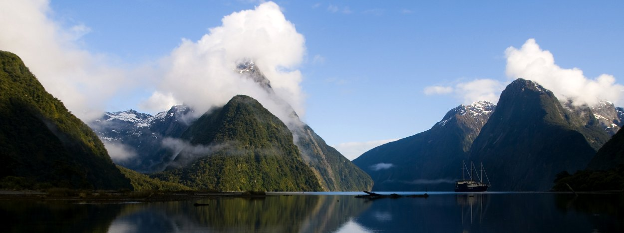EXPLORE MILFORD & DOUBTFUL SOUND