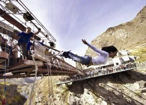 AJ Hackett Kawarau Bridge Bungy Jump