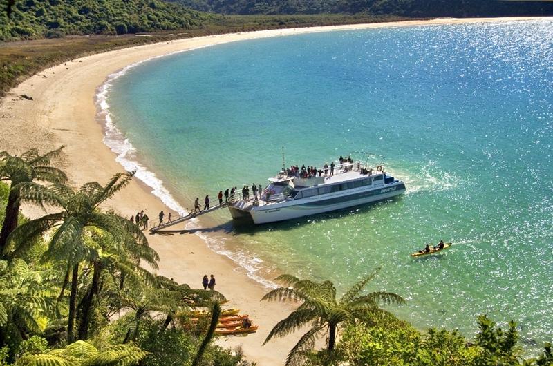 Abel Tasman Scenic Cruise