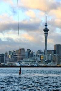 Auckland Bridge Bungy