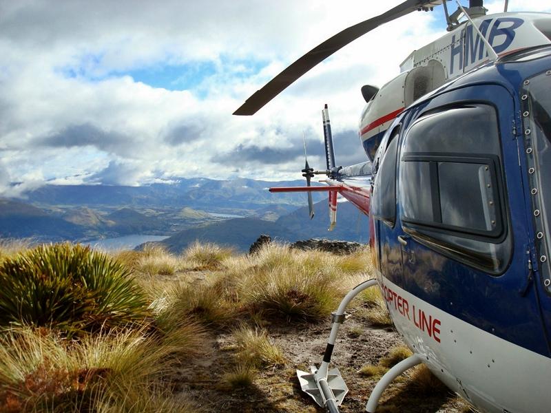 Helicopter Scenic Flights Queenstown