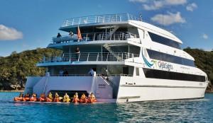 'Ipipiri' Overnight Cruise