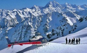 Mt Cook Scenic Flight