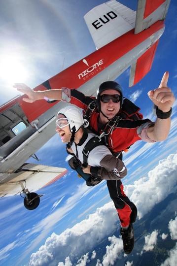 Nzone Skydiving