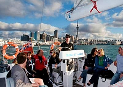 Pride of Auckland - Dinner Cruise