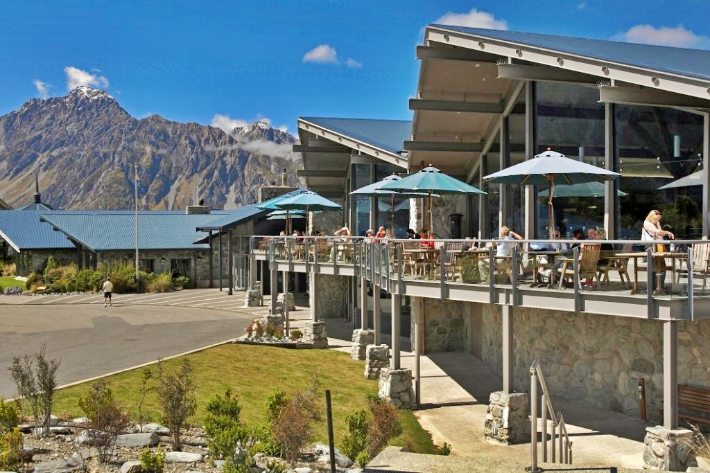 Sir Edmund Hillary Alpine Centre - Cafe and Bar