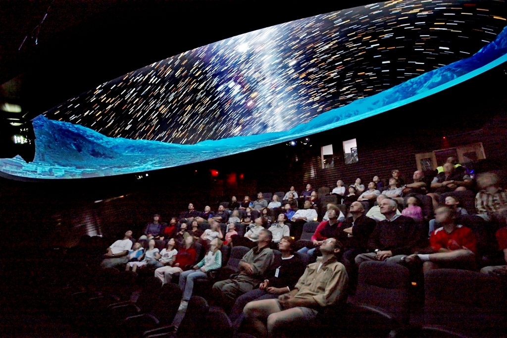 Sir Edmund Hillary Alpine Centre - Planetarium