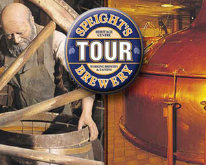 Speights Brewery Tour