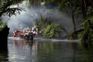 Te Po Maori Concert Hangi