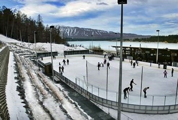 Tekapo Springs - Ice Skating