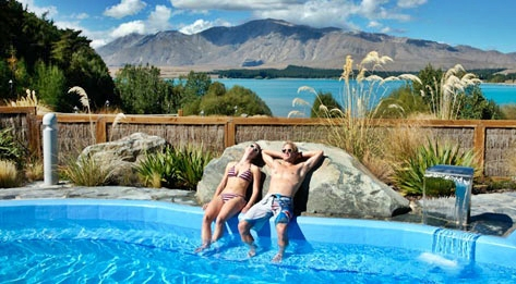 Tekapo Springs - Year Round Destination For The Whole Family