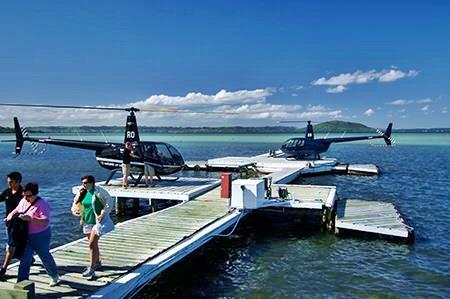 Volcanic Air Safaris Crater Lakes