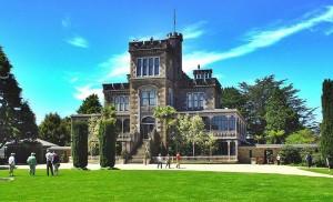 Larnach Castle Tour, Dunedin