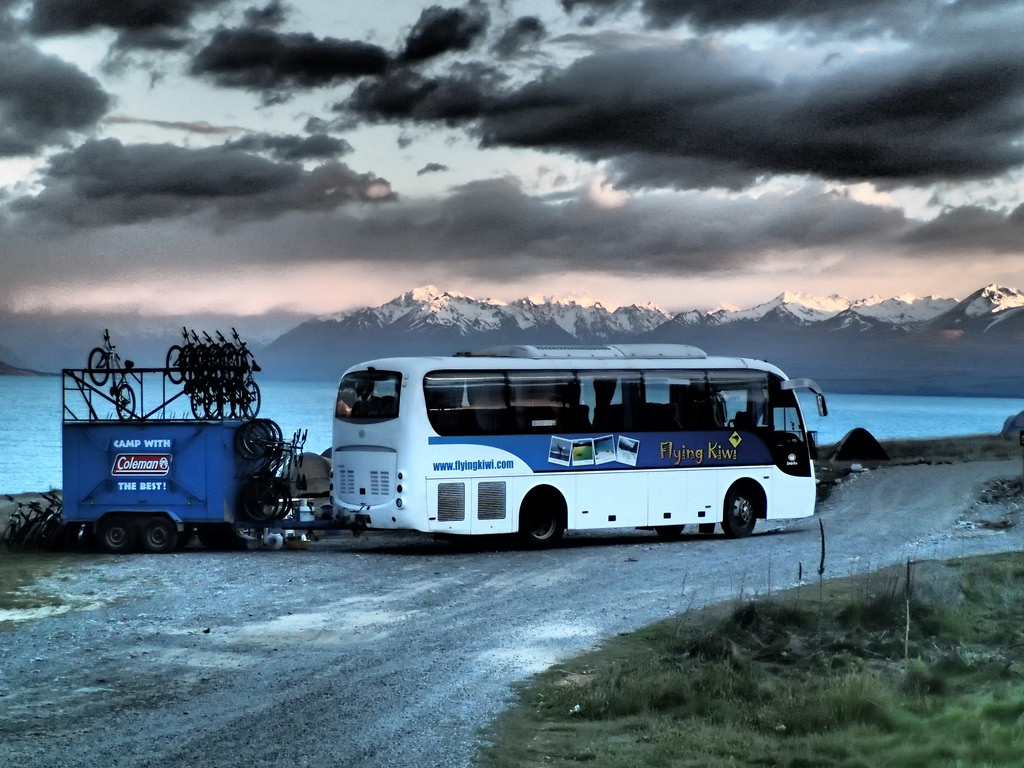15 Day Grand Traverse Adventure Tour - Flying Kiwi Bus, Photo taken by Chris Reynolds