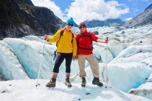 Fox Glacier, Photo taken by Megan Simpson