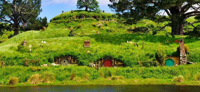 Self Drive Hobbiton Movie Set Tour