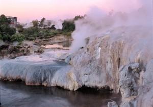Te Puia Thermal Reserve, Pohutu geyser