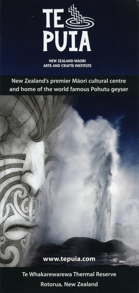 Te Puia, Rotorua